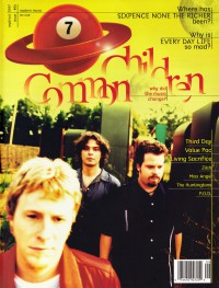 Cover of 7ball, Sep / Oct 1997 #14, featuring Common Children