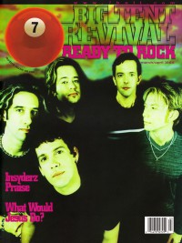 Cover of 7ball, Mar / Apr 1998 #17, featuring Big Tent Revival