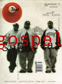 Cover of 7ball, Sep / Oct 1999 #26, featuring Gospel Gangstaz