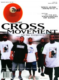 Cover of 7ball, Nov / Dec 2000 #33, featuring The Cross Movement