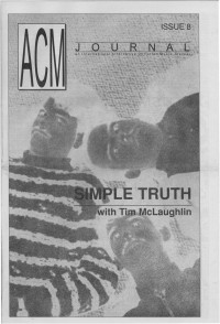 Cover for 1992, featuring Simple Truth (WA)