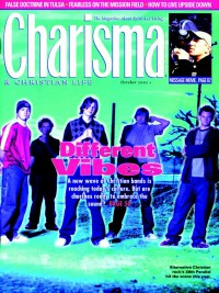 Cover of Charisma, Oct 2002 v. 28, i. 3, featuring 38th Parallel
