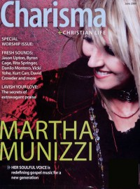 Cover of Charisma, Jun 2006 v. 31, i. 11, featuring Martha Munizzi