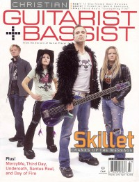 Cover for 2005, featuring Skillet