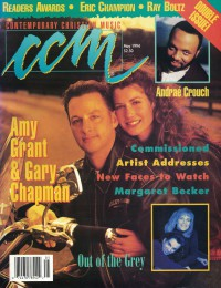 Cover of CCM, May 1994 v. 16, i. 11, featuring Amy Grant & Gary Chapman