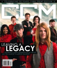 Cover of CCM, Apr 2008 v. 30, i. 9, featuring Leaving A Legacy