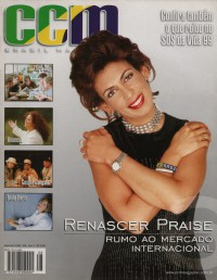 Cover of CCM Brasil, Dec 1999 v. 2, i. 8, featuring Renascer Praise