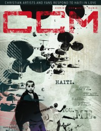 Cover of CCM Digital, Mar 2010, featuring Haiti Earthquake
