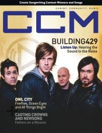 Cover of CCM Digital, Jun 2011, featuring Building 429