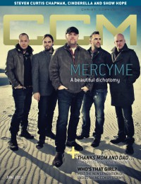 Cover of CCM Digital, Jun 2012, featuring MercyMe