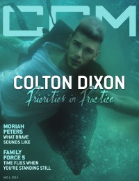 CCM Digital, 1 Aug 2014 featuring Colton Dixon