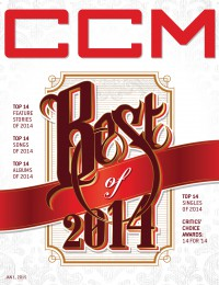 Cover of CCM Digital, 1 Jan 2015, featuring Best of 2014