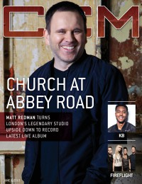 Cover of CCM Digital, 1 Jun 2015, featuring Matt Redman