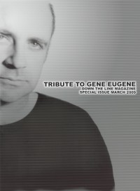 Cover of Down The Line, Mar 2009, featuring Gene Eugene