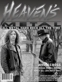 Heaven's Metal, April / May 2005 #57