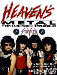 Heaven's Metal, October / November 2006 #65