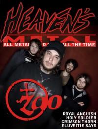Heaven's Metal, June / July 2006 #64
