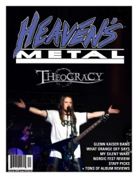 Heaven's Metal, December 2008 / January 2009 #78