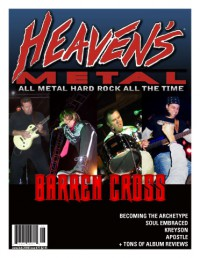Heaven's Metal, June / July 2008 #75