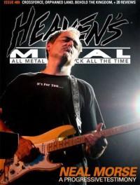 Heaven's Metal, November / December 2011 #89