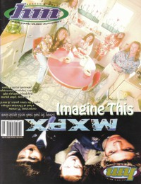 Cover of HM, Sep / Oct 1995 #55, featuring Imagine This