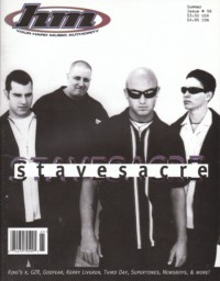 Cover of HM, Sum 1996 #59, featuring Stavesacre