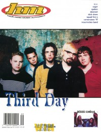 Cover of HM, Sep / Oct 1997 #67, featuring Third Day