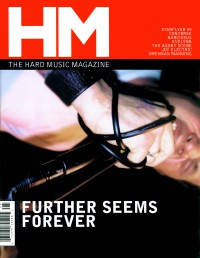 Cover of HM, May / Jun 2003 #101, featuring Further Seems Forever