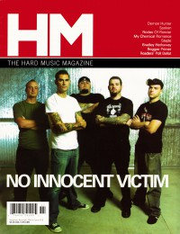 Cover of HM, Nov / Dec 2005 #116, featuring No Innocent Victim