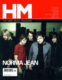 Cover of HM, Sep / Oct 2006 #121, featuring Norma Jean