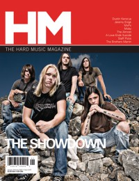 Cover of HM, Jan / Feb 2007 #123, featuring The Showdown