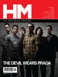 Cover of HM, Oct - Dec 2011 #150, featuring The Devil Wears Prada