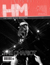 Cover of HM, Jan / Feb 2011 #147, featuring The Chariot