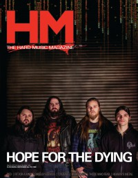 Cover of HM, Mar 2013 #164, featuring Hope for the Dying
