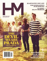 Cover of HM, Sep 2013 #170, featuring The Devil Wears Prada
