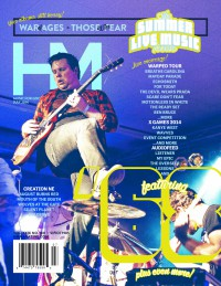 Cover of HM, Jul 2014 #180, featuring '68, Summer Festival Issue