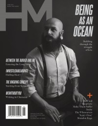 Cover of HM, Jun 2015 #191, featuring Being as an Ocean