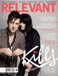 Cover of Relevant, May / Jun 2011 #51, featuring The Kills