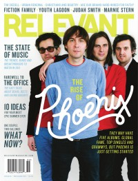 Relevant, May / Jun 2013 #63 featuring Phoenix
