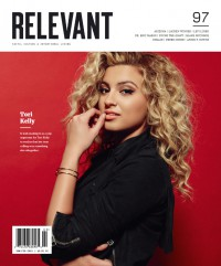 Cover of Relevant, Jan / Feb 2019 #97, featuring Tori Kelly