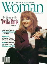 Cover for November 1994, featuring Twila Paris