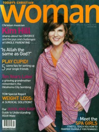 Cover of Today's Christian Woman, May / Jun 2005 v. 27, i. 3, featuring Kim Hill