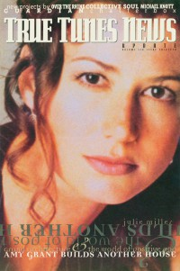 Cover of True Tunes News, Fall 1994 v. 6, i. 13, featuring Amy Grant