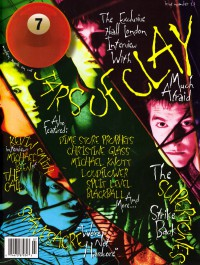 Cover of 7ball, Jul / Aug 1997 #13, featuring Jars of Clay
