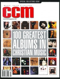Cover of CCM, Mar 2001 v. 23, i. 9, featuring 100 Greatest Albums
