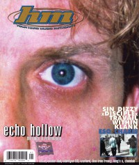 Cover of HM, Jan / Feb 1999 #75, featuring Echo Hollow