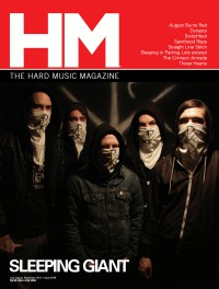 Cover of HM, Jul - Sep 2011 #149, featuring Sleeping Giant