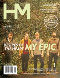 Cover of HM, Dec 2013 #173, featuring My Epic