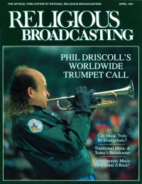 Cover for April 1991, featuring Phil Driscoll